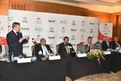 Marriott International unveils Tahseen at a signing ceremony in Egypt.jpg