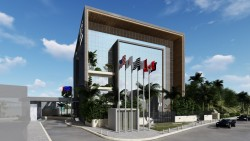 Rendering of the Four Points by Sheraton Monrovia.jpg