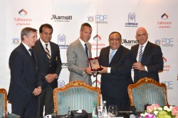 Marriott International reinforces its commitment to Egypt with the launch of Tahseen, a unique hospi