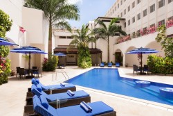 Four Points by Sheraton Dar es Salaam New Africa Hotel - Pool.jpg