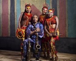 Femi Kuti concert at Sheraton Lagos.jpg