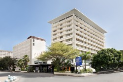 Four Points by Sheraton Dar es Salaam New Africa Hotel - Exterior.jpg